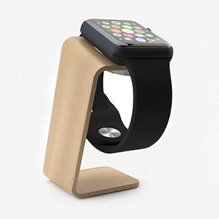 Saat Stand Wooden for Watch Stand
